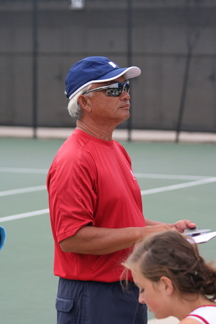 Danny M. teaches tennis lessons in Escondido, CA