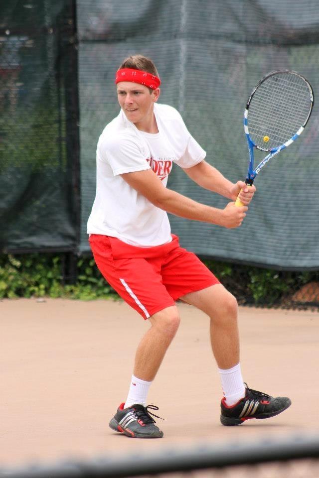 Tyler T. teaches tennis lessons in Hull, GA