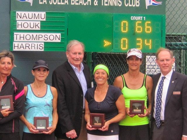 Lisa N. teaches tennis lessons in Bermuda Dunes, CA