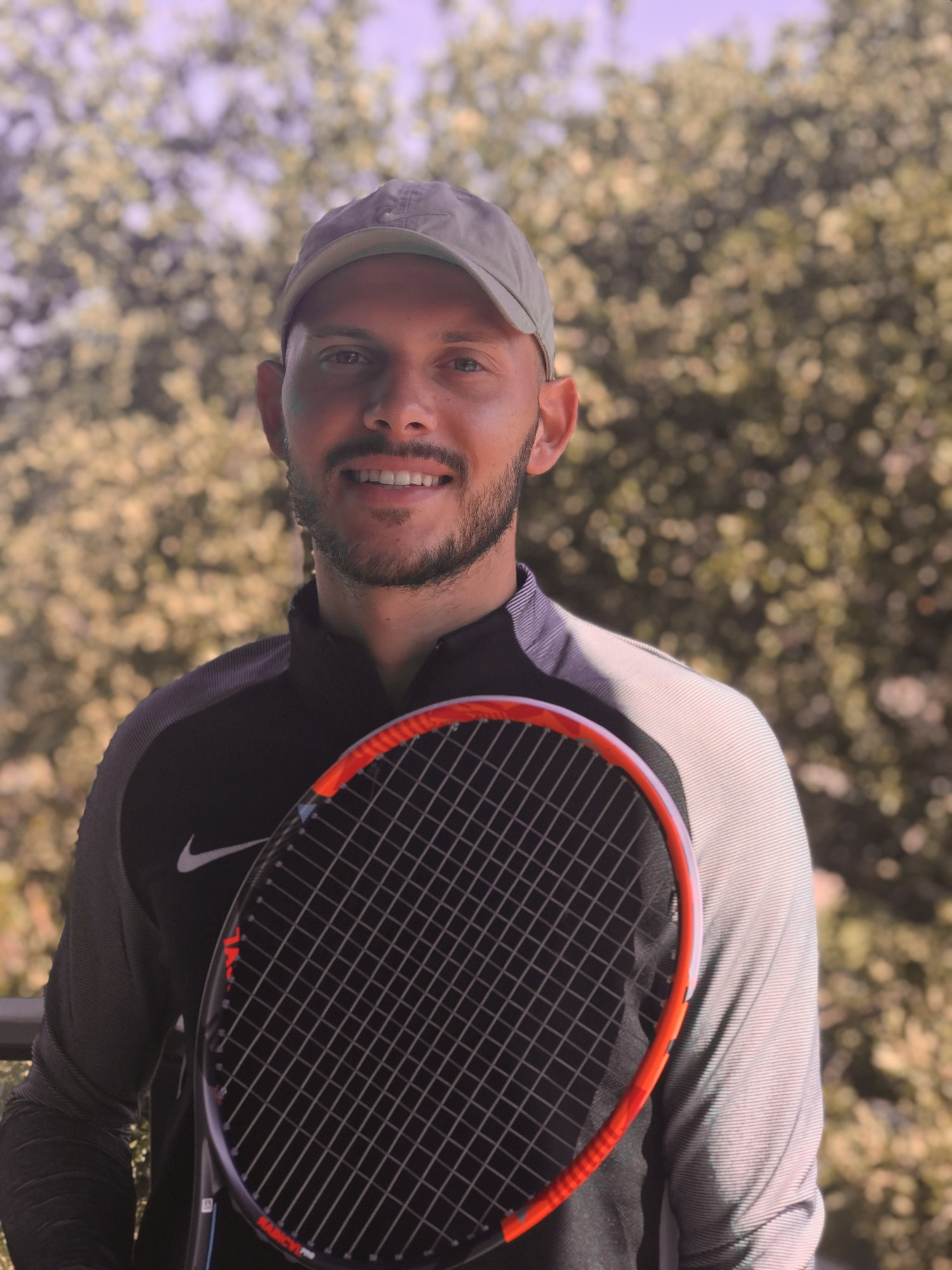 Andre G. teaches tennis lessons in Dallas, TX