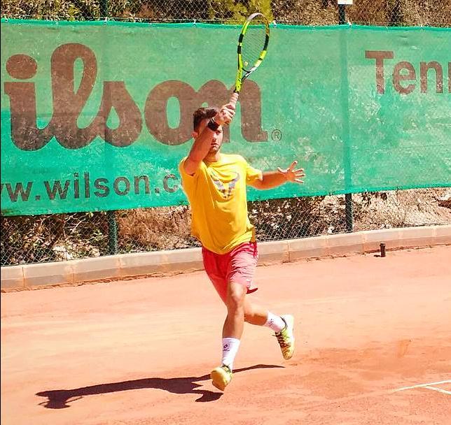Jordi M. teaches tennis lessons in Ellisville, MS