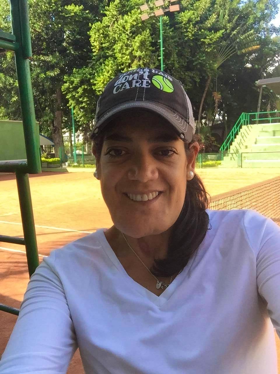Maria V. teaches tennis lessons in Boca Raton, FL