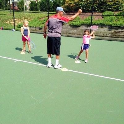 Layth M. teaches tennis lessons in Alexandria, VA