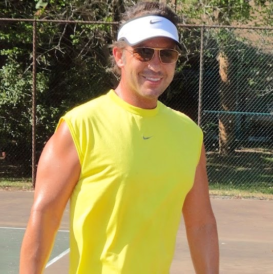 Michael T. teaches tennis lessons in Groveland, FL