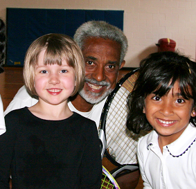 Marcel S. teaches tennis lessons in Auburn, GA