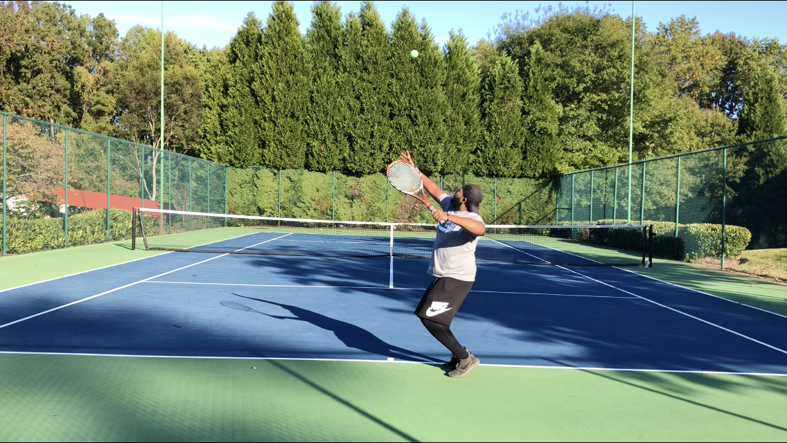 Tim T. teaches tennis lessons in Columbia, SC