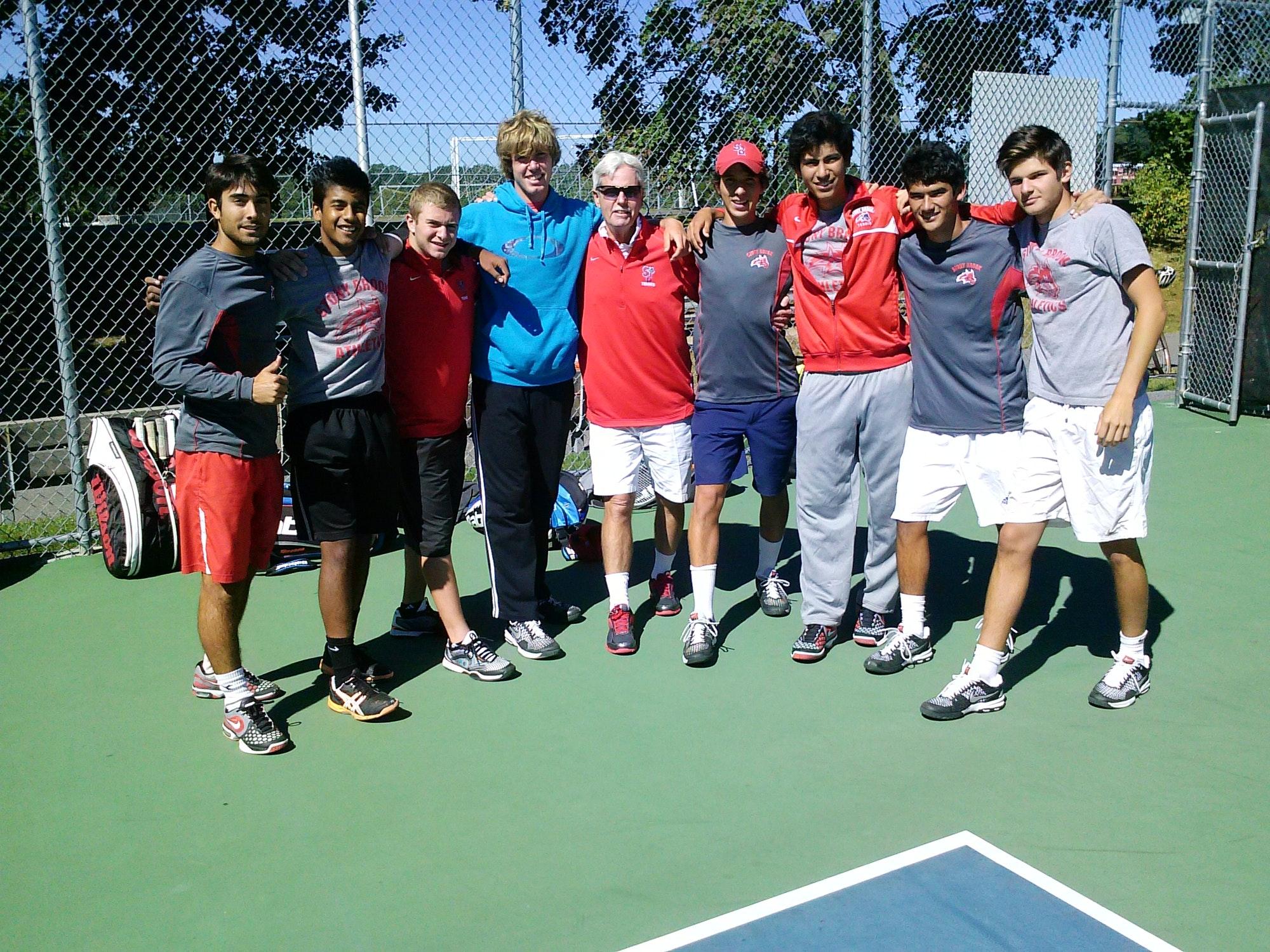 Bob C Tennis Coach In Port Jefferson Ny With