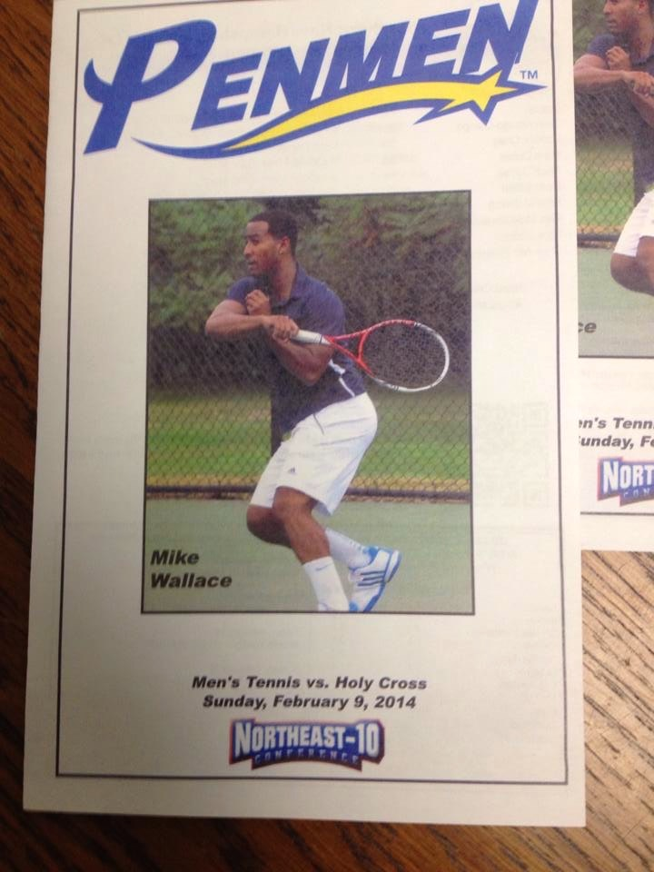 Tennis coach picture